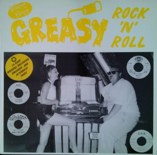 VA / Greasy Rock 'n' Roll Volume 3 (Vinyl-LP)