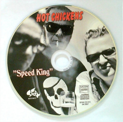 Hot Chickens / Speed King (CD)