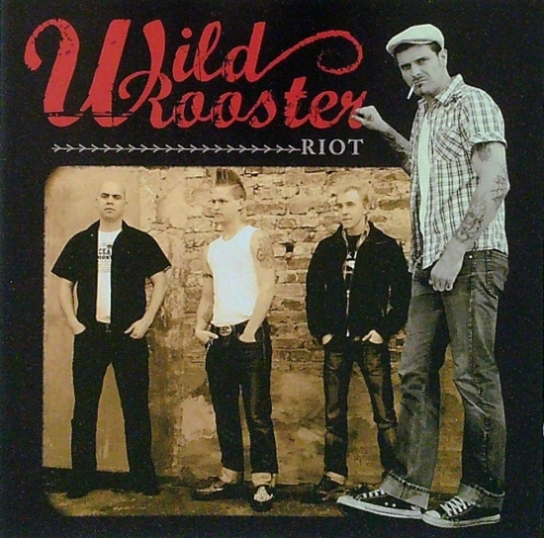 Wild Rooster / Riot (CD)