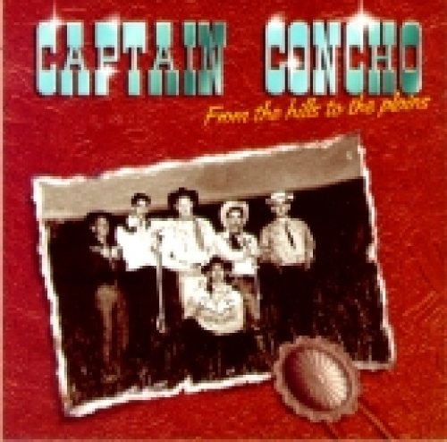 Captain Concho / From the Hills to the Plains (CD)