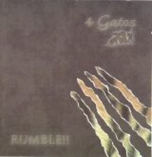 4 Gatos / Rumble! (CD)