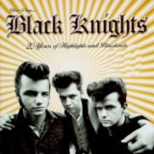 Black Knights / 20 Years - Blue Days Black Knights (CD)