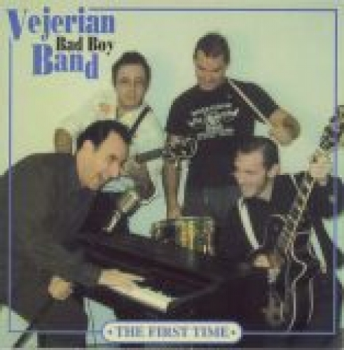 Vejerian Bad Boy Band / The First Time (CD)