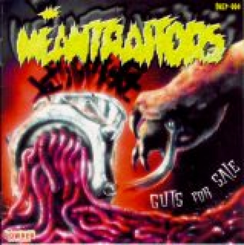 Meantraitors / Guts for Sale (CD)