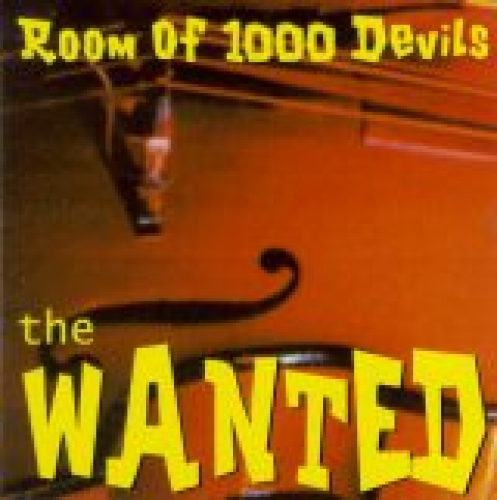 Wanted / Room of 1000 Devils (CD)