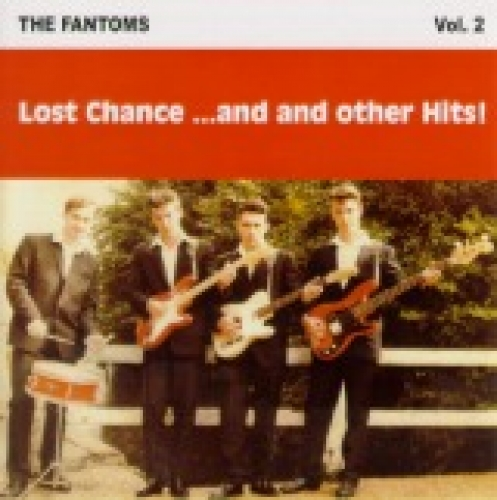Fantoms / Vol. 2 - Lost Chance (CD)
