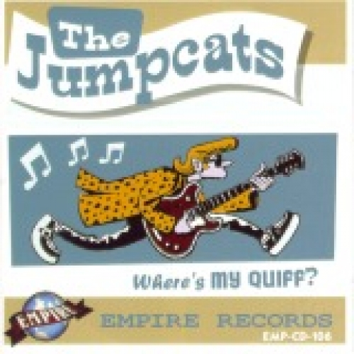 Jumpcats / Where's My Quiff (CD)