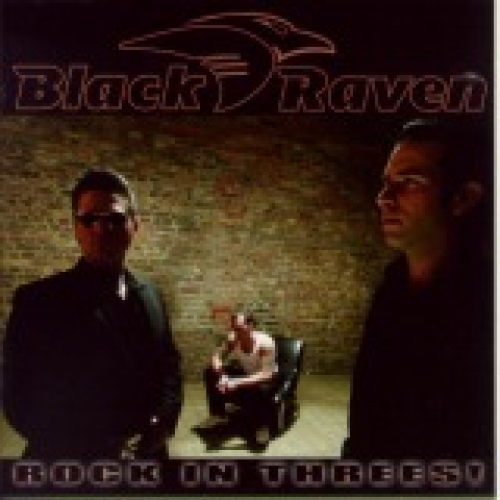 Black Raven / Rock in Threes (CD)