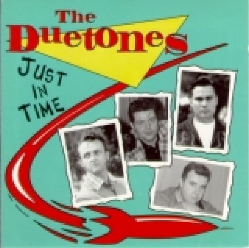 Duetones / Just in Time (CD)