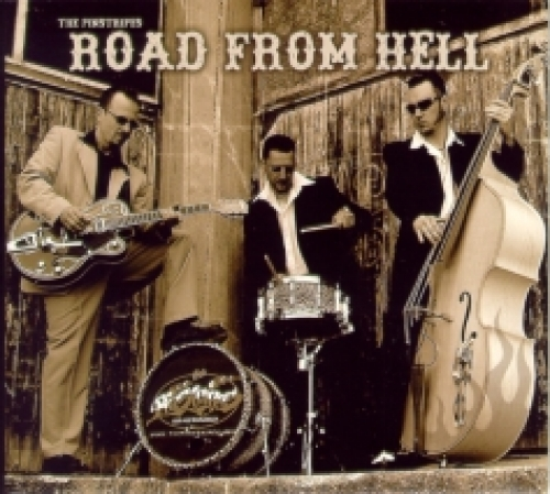 Pinstripes / Road from Hell (CD)