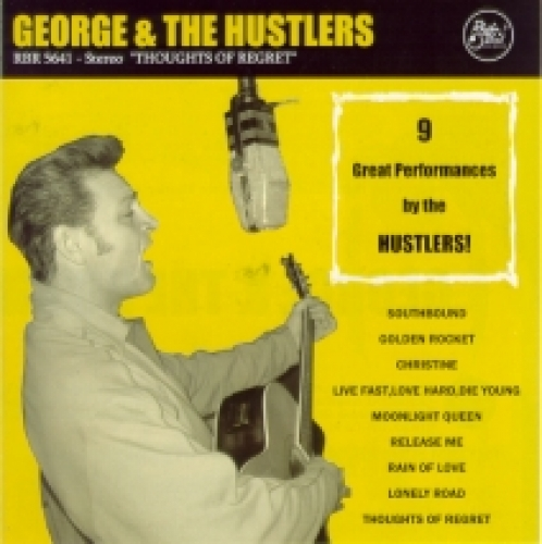 George & The Hustlers / Thoughts of Regret (CD)