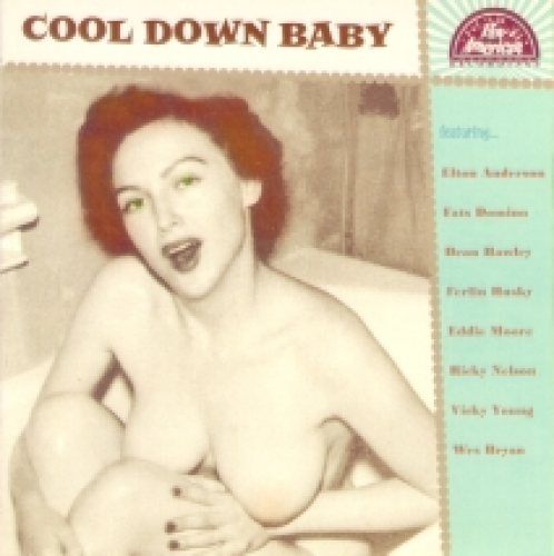 VA / Cool Down Baby (CD)