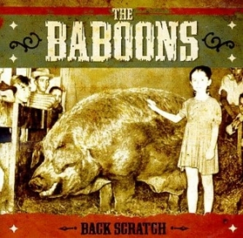 Baboons / Back Scratch (CD)