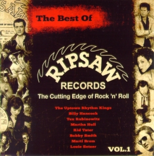 VA / The Best of Ripsaw Records Vol. 1 (CD)