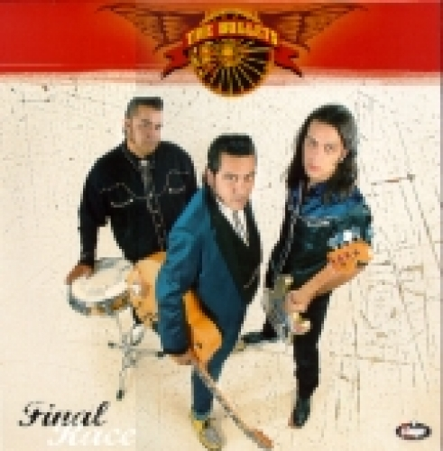 Bullets / Final Race (LP)